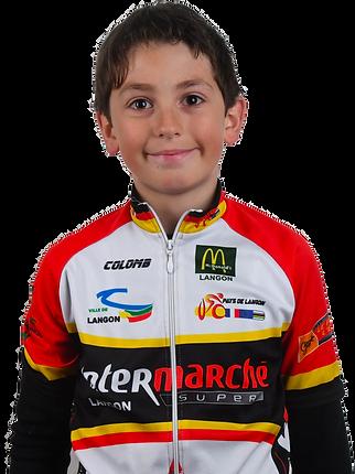 Théo_Guillet - Vélo Club Pays de Langon