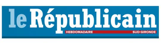 Logo Républicain - Sponsor Vélo Club Pays de Langon