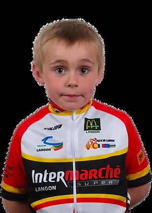 Anthony Cigana - Vélo Club Pays de Langon