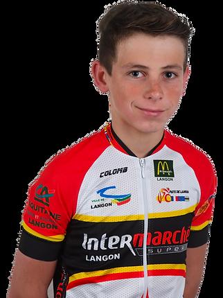 Clément_Renaux - Vélo Club Pays de Langon