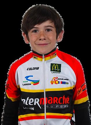 Maxime Nardi - Vélo Club Pays de Langon