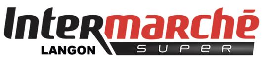 Logo Intermarché - Sponsor Vélo Club Pays de Langon