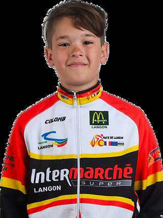 Hadrien Vidal - Vélo Club Pays de Langon