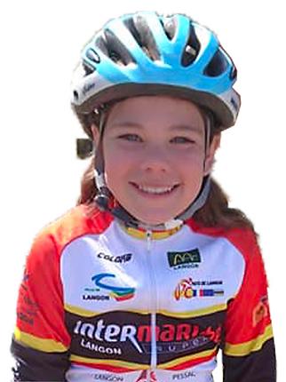Solene - Pupille - Vélo Club Pays de Langon