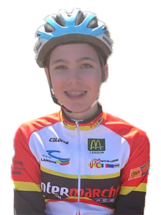 Mathilde - Benjamine - Vélo Club Pays de Langon