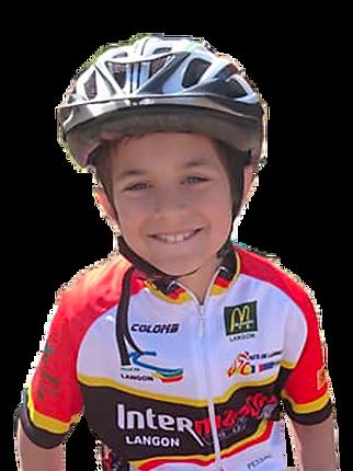 Lenny - Pupille - Vélo Club Pays de Langon