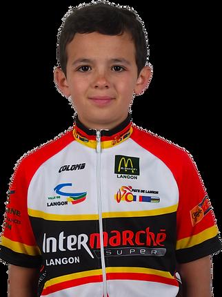 Marius Armagnac-Babin - Vélo Club Pays de Langon