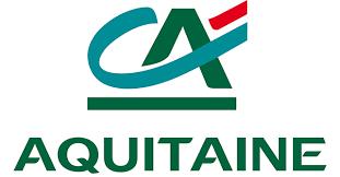 Logo Crédit Agricole Aquitaine - Sponsor Vélo Club Pays de Langon