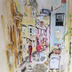 Bath Place, Oxford
