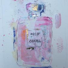 Pink Coco Chanel No.5