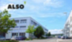 Wir sind stolz, mit qualitativ hochwertigen Logistik Dienstleistungen der ALSO Schweiz AG unseren Kunden einen zuverlässigen Service bieten zu können.