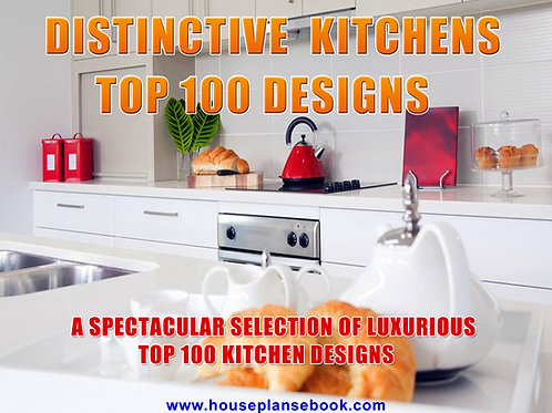 DISTINCTIVE Kitchen Design Book E-Book