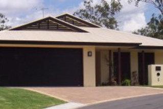 208CLM | Modern 3 Bed + Garage:180.2 m2  | Preliminary House Plan