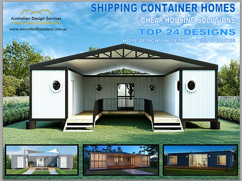 Shipping Container Designs / house plans / Best Buy