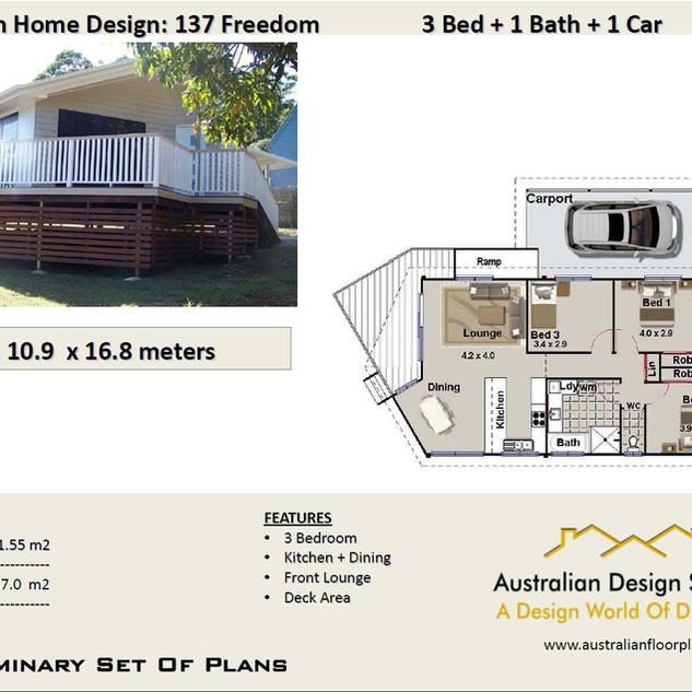 3 Bedroom + Carport Plans137 Freedom-3.j