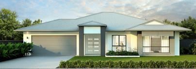 Contemporary Home Design 288KBL