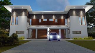 Townhouse Duplex 269DU