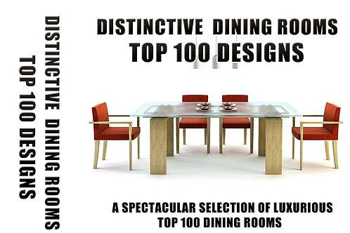 DISTINCTIVE Dining Room Design Book