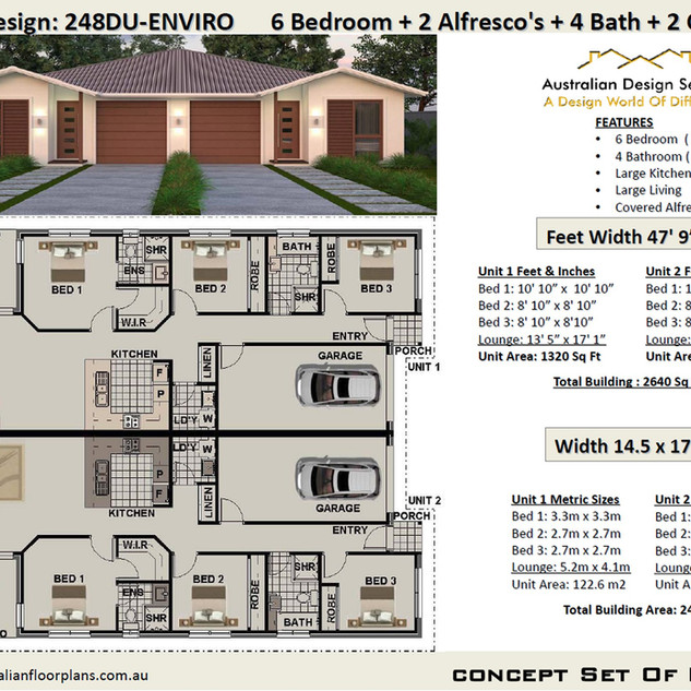 duplex plan 248du-Enviro