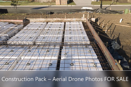 Construction Pack  Drone Photos  Aerial Images  image  - High-Resolution