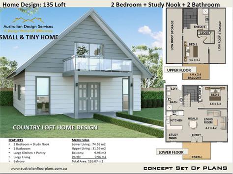 Kit Home 135 LOFT