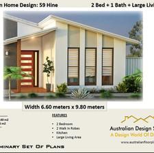 Hine Free House Plan Australia