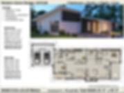 Narrow land Kit home 167 clm