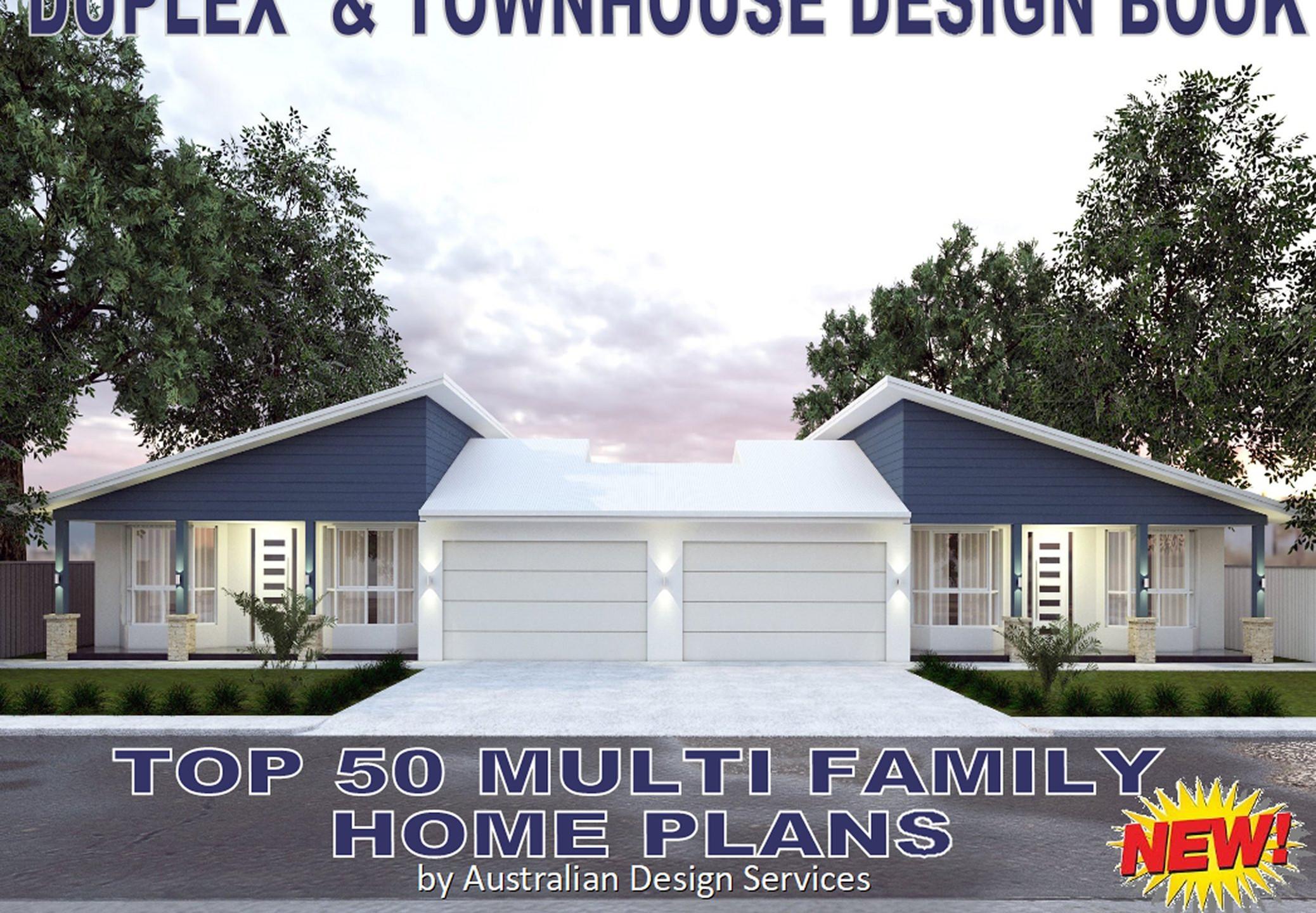 duplex design book Australia