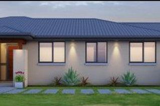 10.5 metre Frontage 4 Bedroom House Design | 174ADRH-HIP House Plans