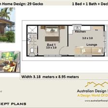 29 Gecko Free House Plan