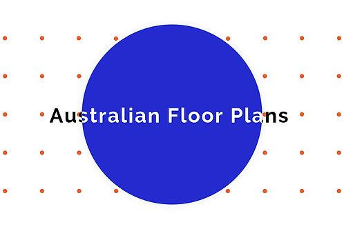 Small 2 Bedroom House Plan: 78.8v2 | Concept Granny Flat Design