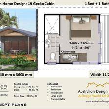 19 Gecko Free House Plan