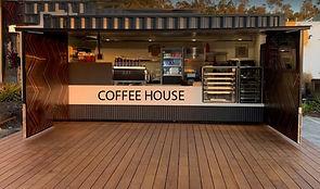 Transportable coffee shop