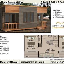 40 Kiwi Free House Plan