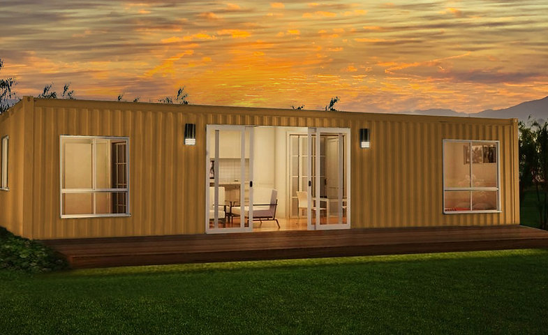 4bedroom 3 bath container home