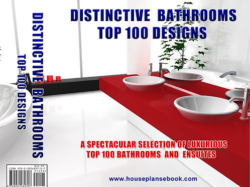 DISTINCTIVE Bathroom Design Book E-Book