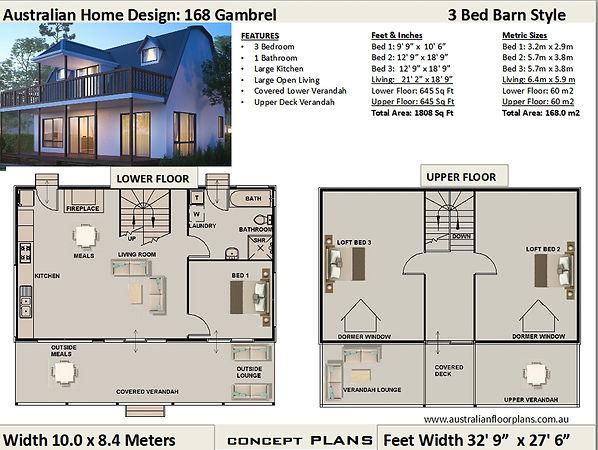 2 story 3BEDROM-BARN-HOUSE