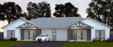 6 Bedroom- Duplex Design 269.6DU