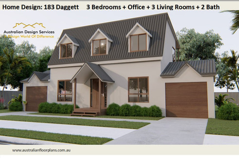 183-Daggett-Kit Home