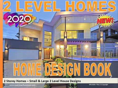 2 Level  Homes Designs book