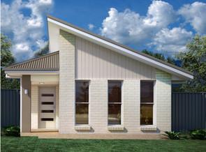 Roomy small home design