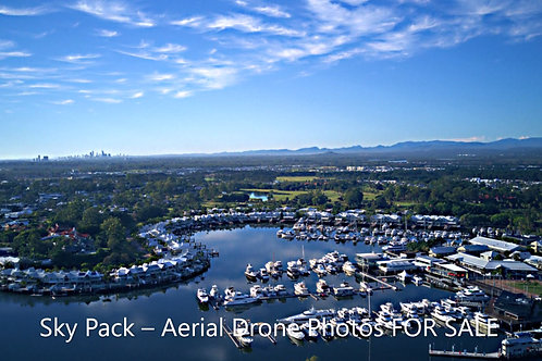 Sky Pack  10 Aerial Images High-Resolution