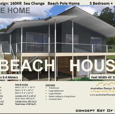 Pole Home Beach House