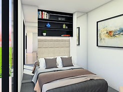 inside container home