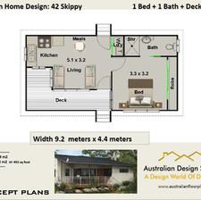 42 Skippy Free House Plan