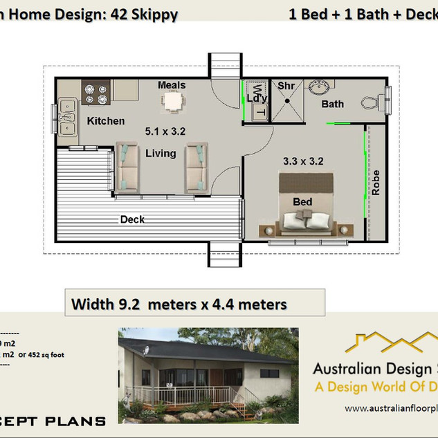42 Skippy Free House Plan