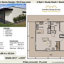 59.8 Seacrest Free House Plan