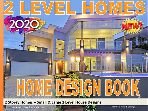 Distinctive 2 Story Homes Designs E-book