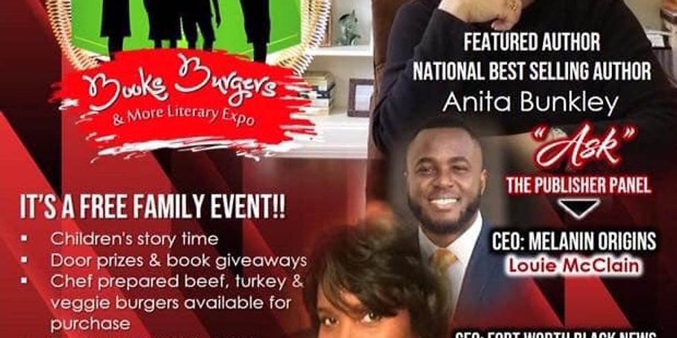 Books, Burgers & More Literary Expo