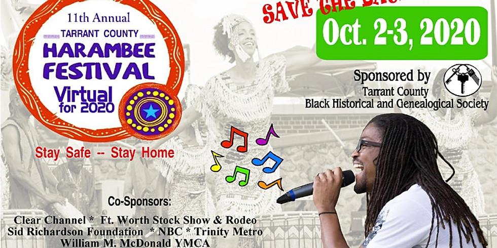 Poetry Slam - 11th Annual Tarrant County Harambee Festival